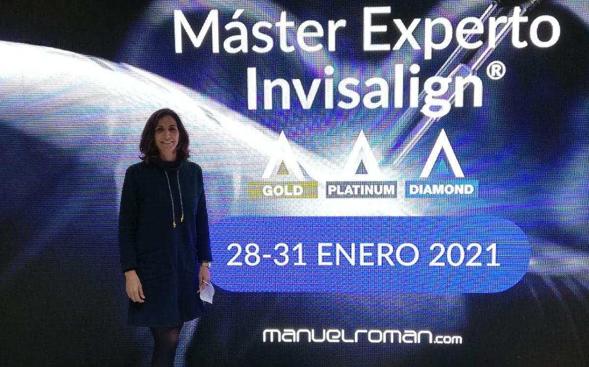 Dra. Olga MelladoGil, Nuestra ortodoncista, especialista habilitada por Invisalign (Oficial Invisalign Provider) con categoría Silver.